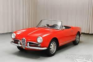 Alfa Romeo Giulietta Spider For Sale Alfa Romeo Giulietta Spyder 1961 For Sale Prewarcar