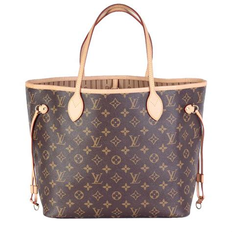 Louis Vuitton Monogram louis vuitton monogram neverfull mm luxity