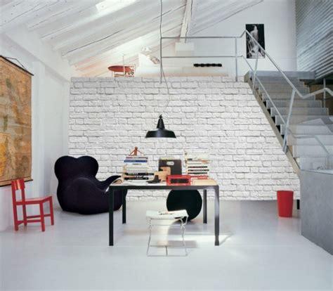 white brick wall interior designs  enter elegance