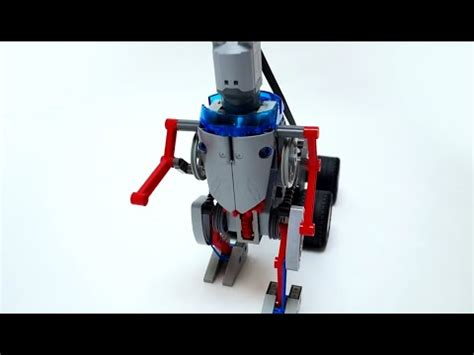 tutorial lego power functions full download lego technic walker with power function