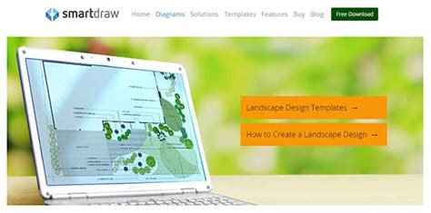 Landscape Design Software Smartdraw Smartdraw Free 2017 2018 Best Cars Reviews
