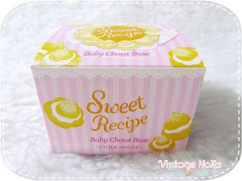 Baby Choux Base Mint Choux sweet recipe baby choux base tono mint choux de etude