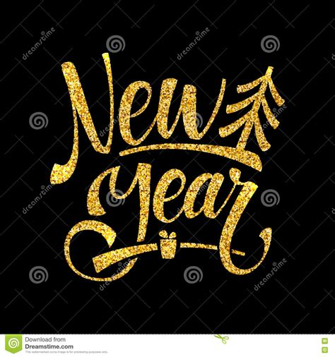 new year 2012 golden vector disco and gold lettering vector