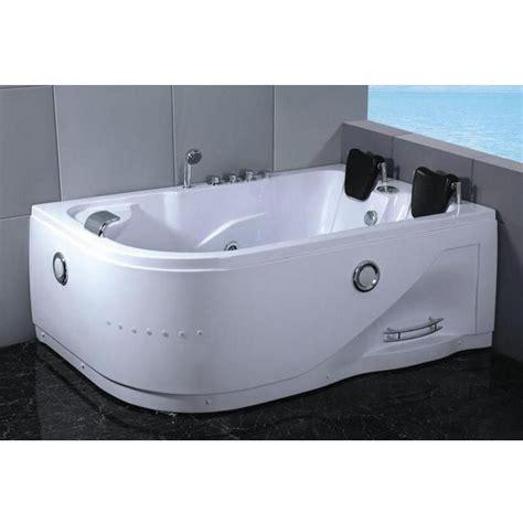 vasca doppia idromassaggio vasca idromassaggio 185x120 optional con doppia pompa