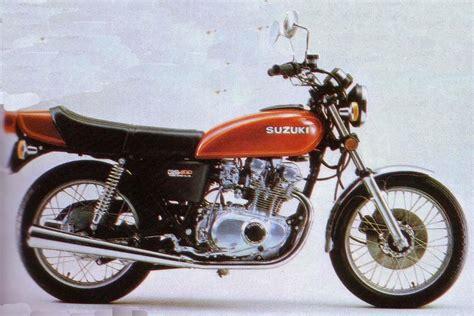 Suzuki Gas Consumption Suzuki Gs 400 T 1982 Technical Data Power Fuel Consumption