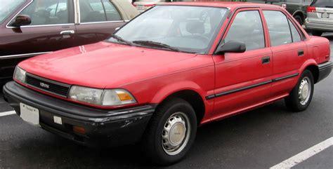 Toyota Corolla 88 File 88 92 Toyota Corolla Sedan Jpg