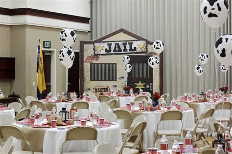themes for blue and gold banquet kara s party ideas western themed cub scout blue gold