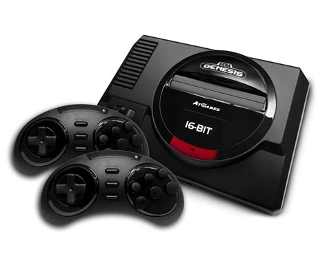 sega console sega genesis flashback console includes 85