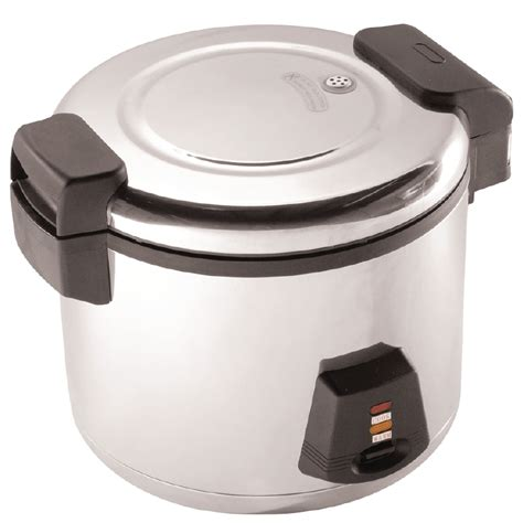 Rice Cooker Catering buffalo electric 6 litre rice cooker