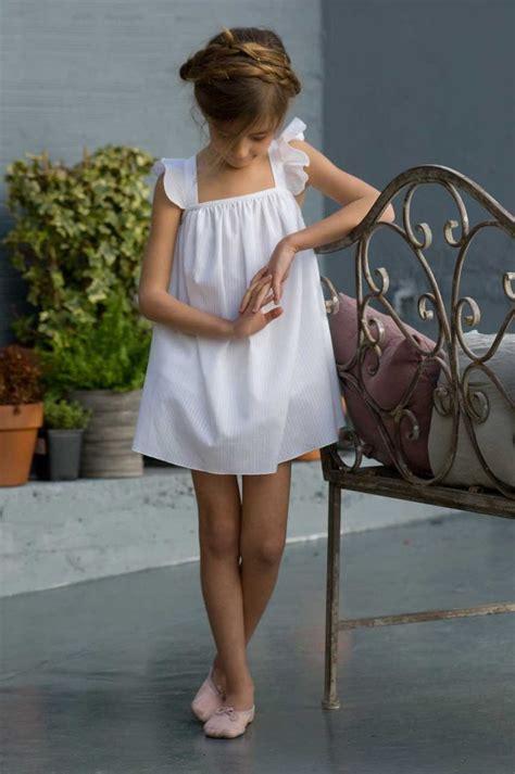 white ribbon summer dress ninas pinterest beautiful