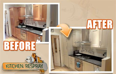 kitchen needs every kitchen needs a respray after good use