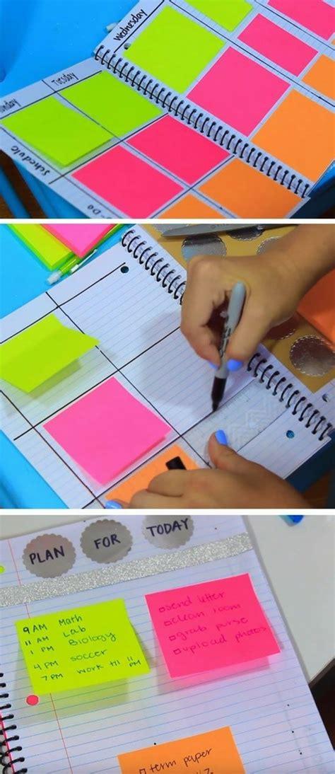 diy projects for high school comment organiser et customiser agenda 62 id 233 es diy