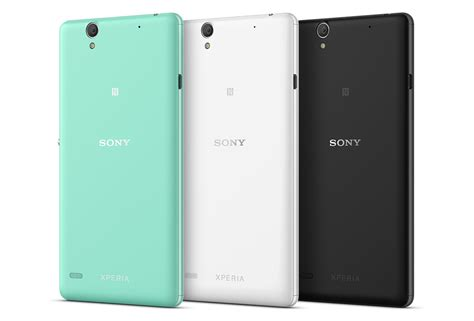 Lcd Sony C4 Dual sony xperia c4 and c4 dual new sony xperia selfie phones