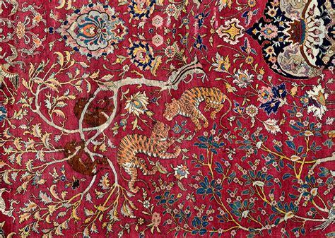 il tappeto il giardino paradiso quot nel tappeto delle tigri quot al