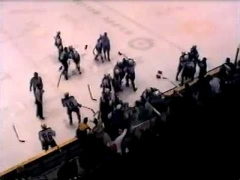 bench clearing fights bench clearing brawl fury vs generals youtube