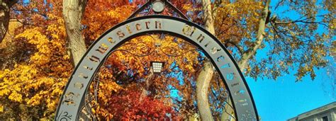 Brandeis Part Time Mba by B School Cuses With The Most Beautiful Fall Foliage
