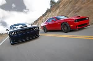 Dodge Challenger 2015 Srt 2015 Dodge Challenger Srt And Hellcat 2