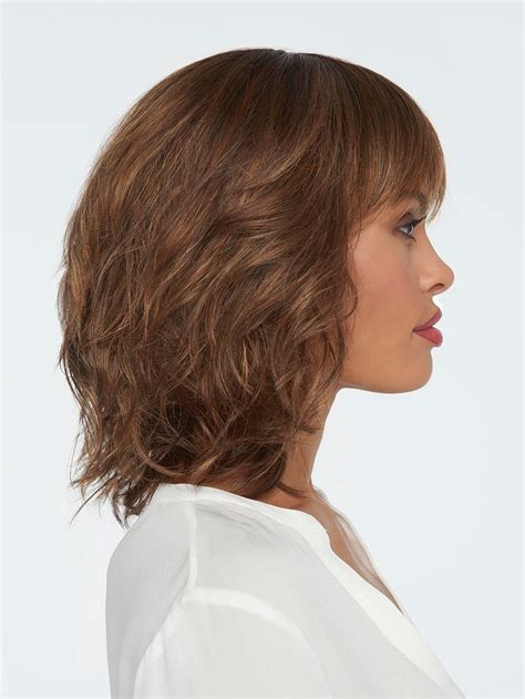 With Wig On by Stop Traffic By Raquel Welch Lace Front Wigs The