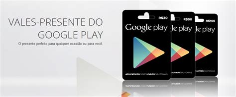 Walmart Google Play Gift Card - google play gift cards chegaram ao brasil saiba onde comprar mobile gamer tudo