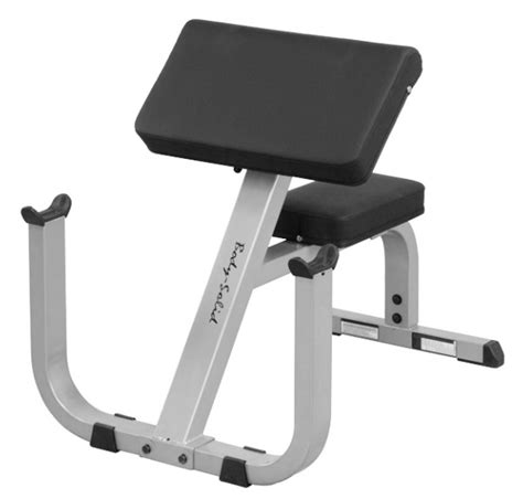 body solid preacher curl bench body solid gpcb329 preacher curl bench the treadmill factory