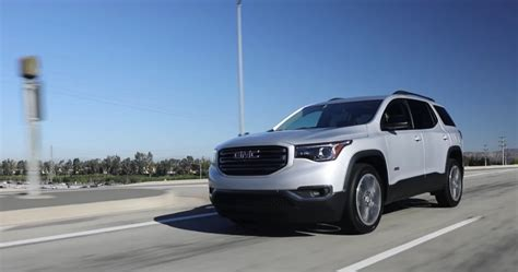2019 Gmc Order by 2019 Gmc Acadia Order Guide Gm Authority