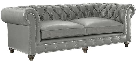 grey chesterfield sofa chesterfield rustic grey leather sofa classic tufted