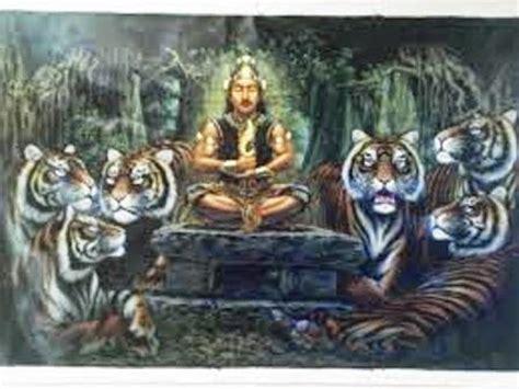 harimau putih prabu siliwangi gambar kisah prabu siliwangi sakti mandraguna batu mustika
