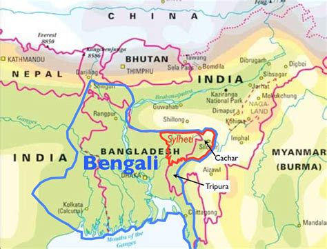 bengal india map tripura and the geopolitics of greater bengal