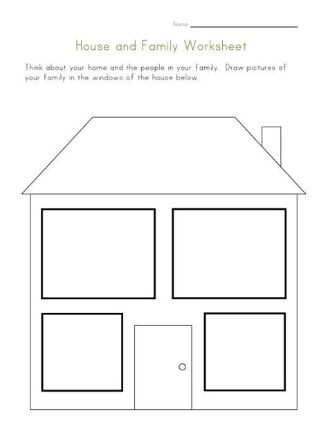 home design worksheet the 25 best family worksheet ideas on pinterest family