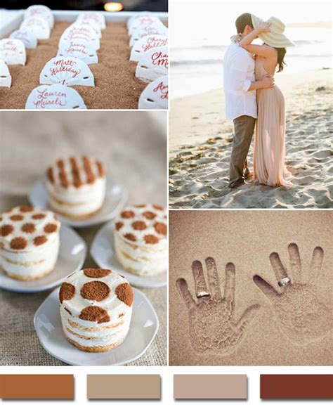 popular summer wedding color palettes 2014 trends