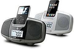 Iboom Travel Ipod Alarm Clock Radio by Your Mac From Iphone Ipod Touch Weatherbug Goes