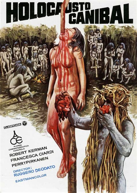 kisah nyata film cannibal holocaust 1417 best images about 80 s horror movies on pinterest