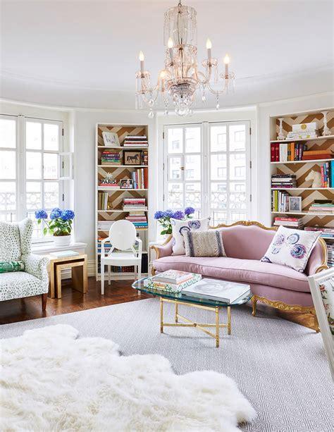 living room inspiration pastel home  cosmopolitan nyc