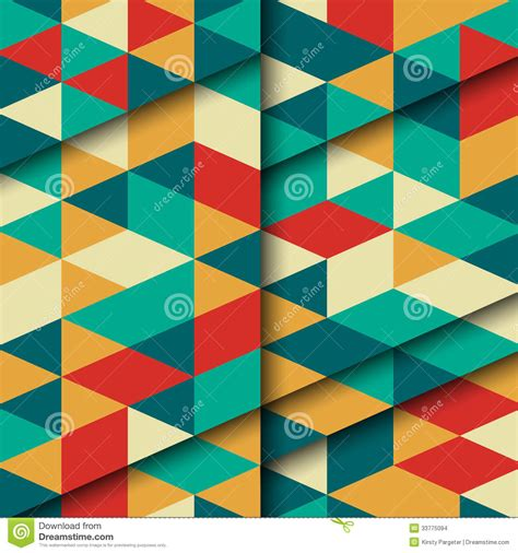 geometric abstract pattern background abstract triangle background stock images image 33775094