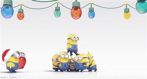 gif  christmas gif despicable  minions despicable  gif minions gif xmas gif ast
