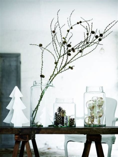 home center decor natural and simple christmas center decor ideas my