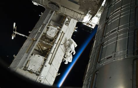 journeys to the international space station photos the big picture boston
