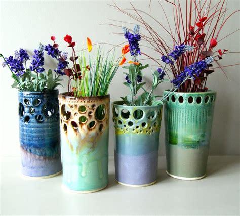 Handmade Pot Painting - best 25 clay vase ideas on ceramic techniques