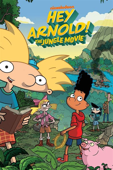 hey arnold the jungle review hey arnold the jungle 2017