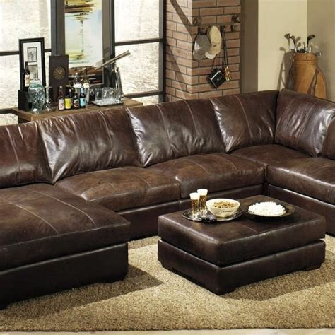 extra deep leather sectional sofa sectional sofa
