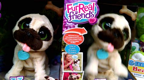 pug toys for fur real friends toys for jj the jumping pug shopping at target tots