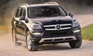 Mercedes Suv 4matic Car And Driver