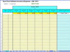 expense template for small business best photos of small business expense spreadsheet template