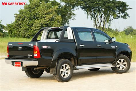 Toyota Hilux Roll Cage Roll Bars Carryboy 4x4 Accessories