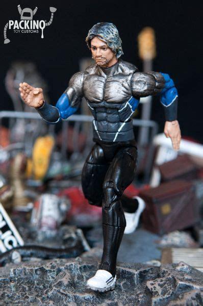figure quicksilver quicksilver age of ultron custom figure custom