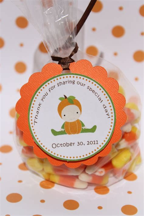 Pumpkin Baby Shower Favors by Pumpkin Baby Shower Invitations July S Baby Shower