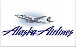 Alaska Airlines Gift Card - buy alaska airlines gift cards raise