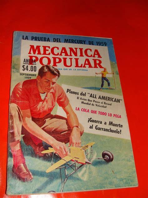 mec nica popular la revista de mec nica popular antigua revista mecanica popular septiembre 1959 120