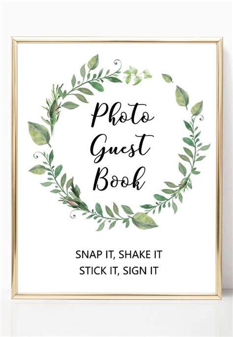 Best 25 Polaroid Guest Books Ideas On Pinterest Polaroid Wedding Guest Book Polaroid Wedding Polaroid Guest Book Sign Template