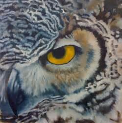 owl painting by jaochim on deviantart